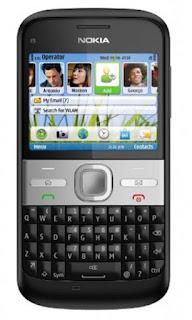 Harga Nokia E5