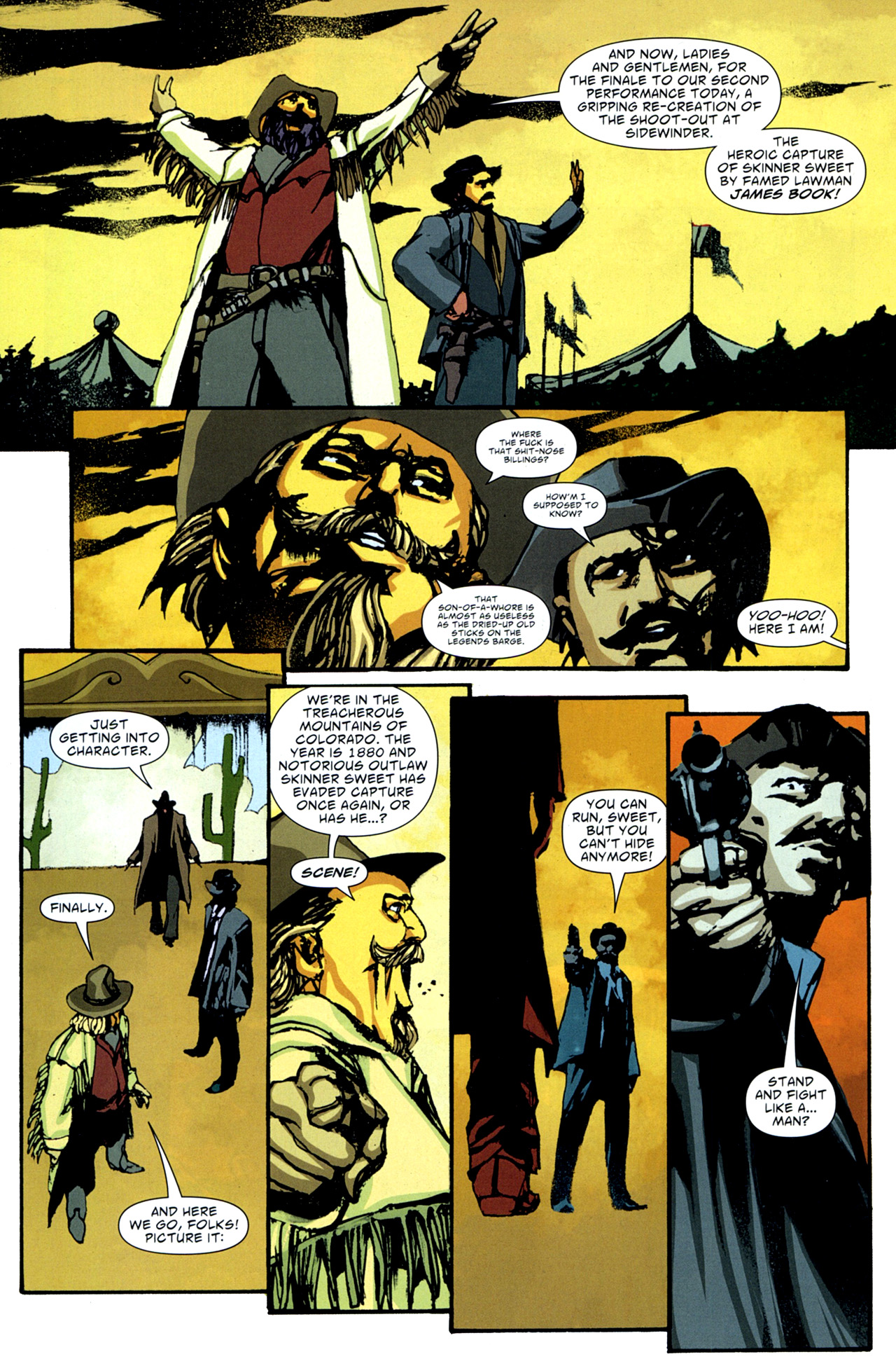American Vampire issue 12 - Page 11