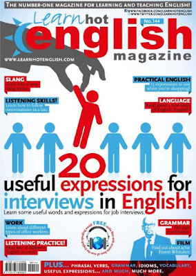 Hot English Magazine - Number 144