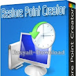 Restore Point Creator 5.5 Build 1 +Portable โปรแกรมสร้าง Restore Point บน Windows - SofwarePc&Game Download
