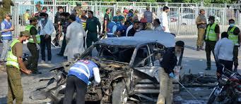 التعاون الدولي يدين الهجوم الإرهابي على لاهور
