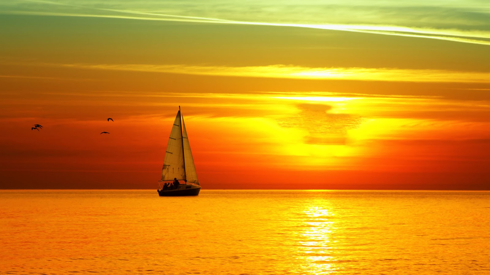 LOVE QUOTES: Sunset Hd Wallpaper 1080p