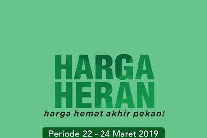 Katalog Toserba Yogya Promo JSM Weekend 29 - 31 Maret 2019