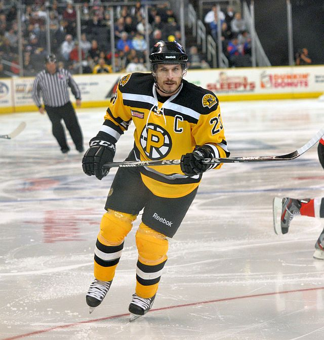 Providence Bruins Insider: March 2012