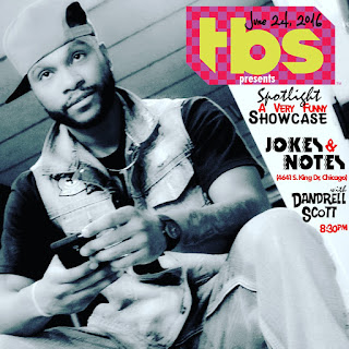 "SHOW-TIME: TBS ""A Very Funny Showcase"" (6/24/16)"