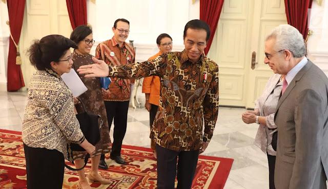 Menterinya Maju Pilkada, Jokowi Diminta Segera Reshuffle Kabinet