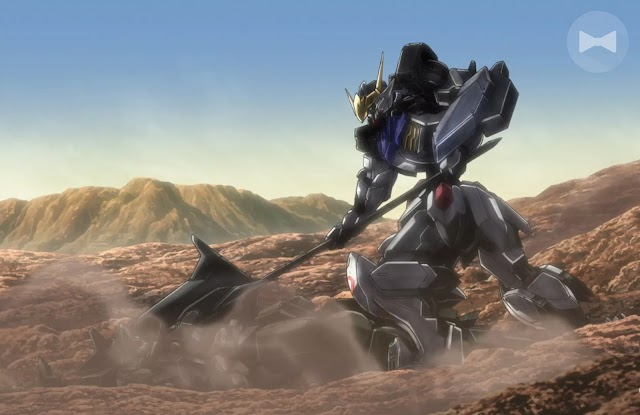 King of Mars - Gundam: Iron Blooded Orphans