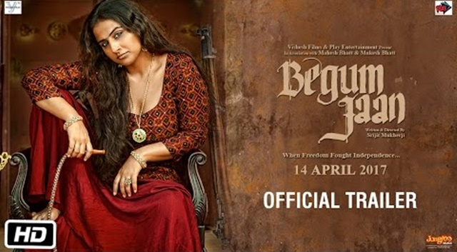 Begum Jaan Trailer