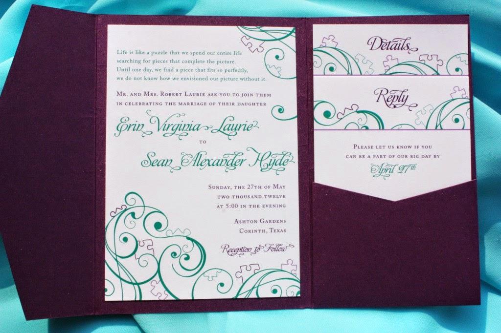 model undangan pernikahan unik dan murah