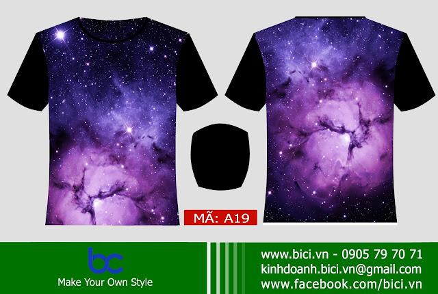 áo galaxy