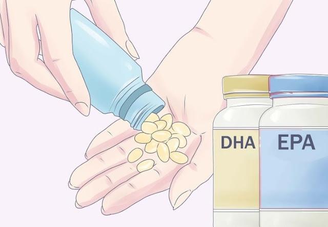 Omega 3 para el desarrollo del cerebro con DHA
