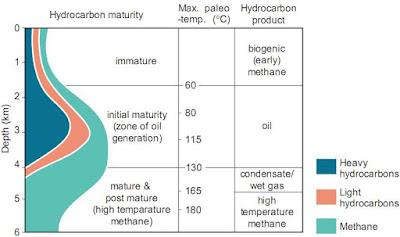maturation hidrokarbon