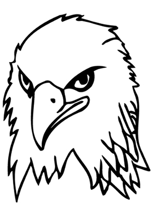 Ausmalbilder Adler, Bild Malvorlage, Malvorlagen Vögel - Malvorlage ...
