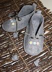 DIY... buciki dla malucha