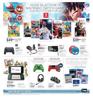 Best Buy weekly Flyer December 8 - 14, 2017