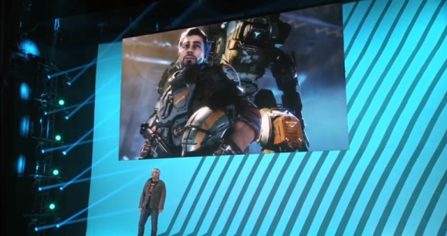 Titanfall 2 protagonist E3 2016 EA