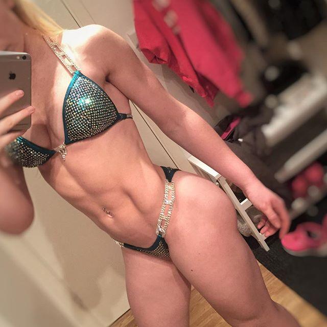 Bikini Fitness Frida Paulsen Stern