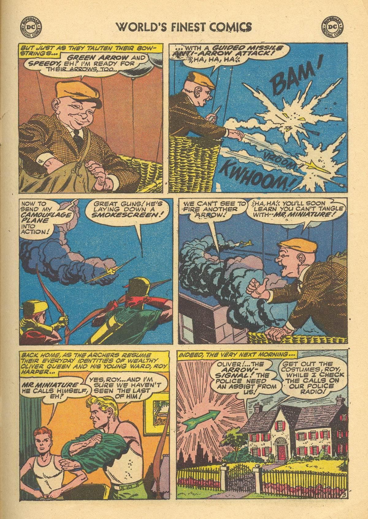 Read online World's Finest Comics comic -  Issue #105 - 29