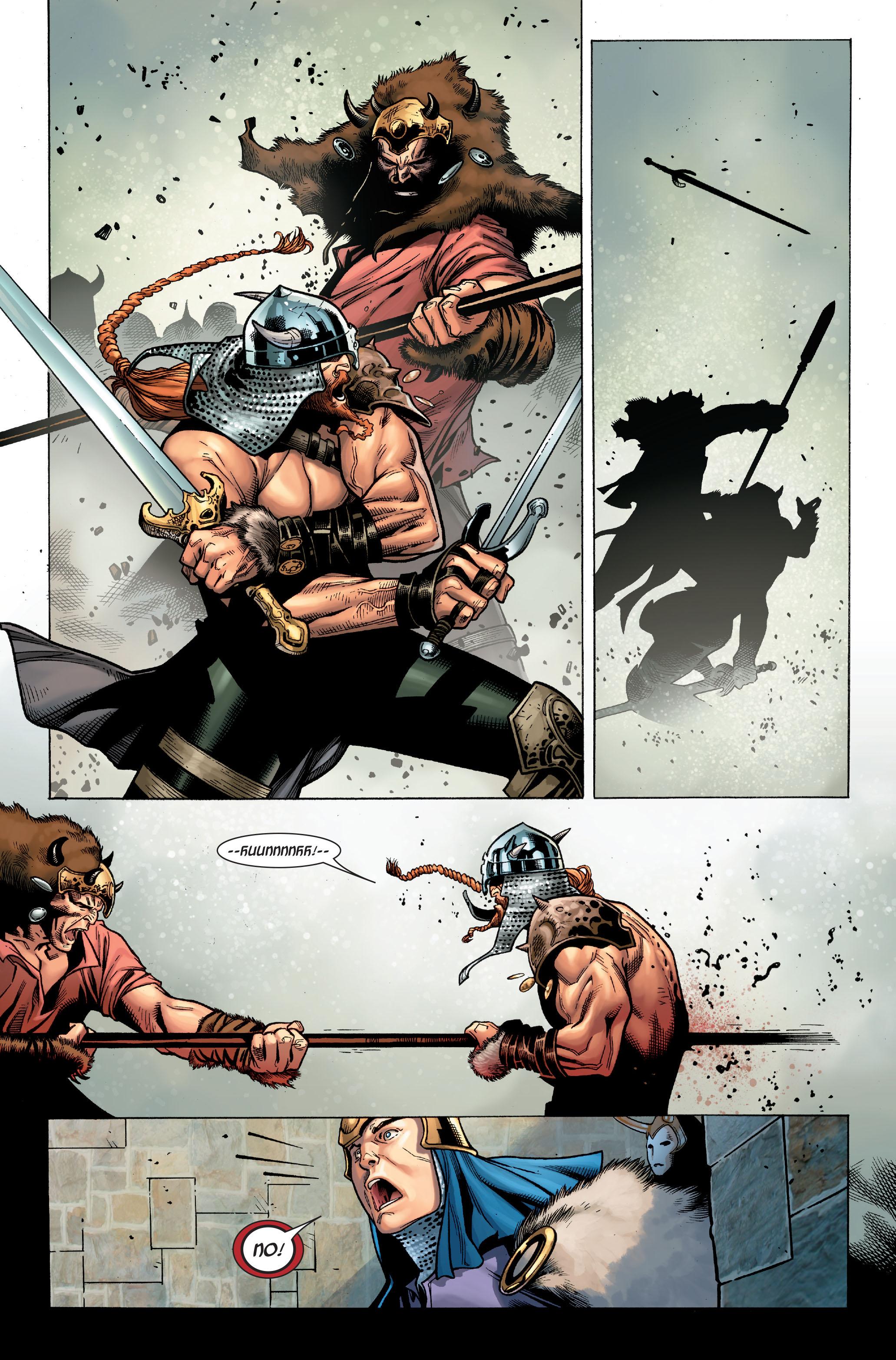 Thor (2007) Issue #11 #11 - English 8