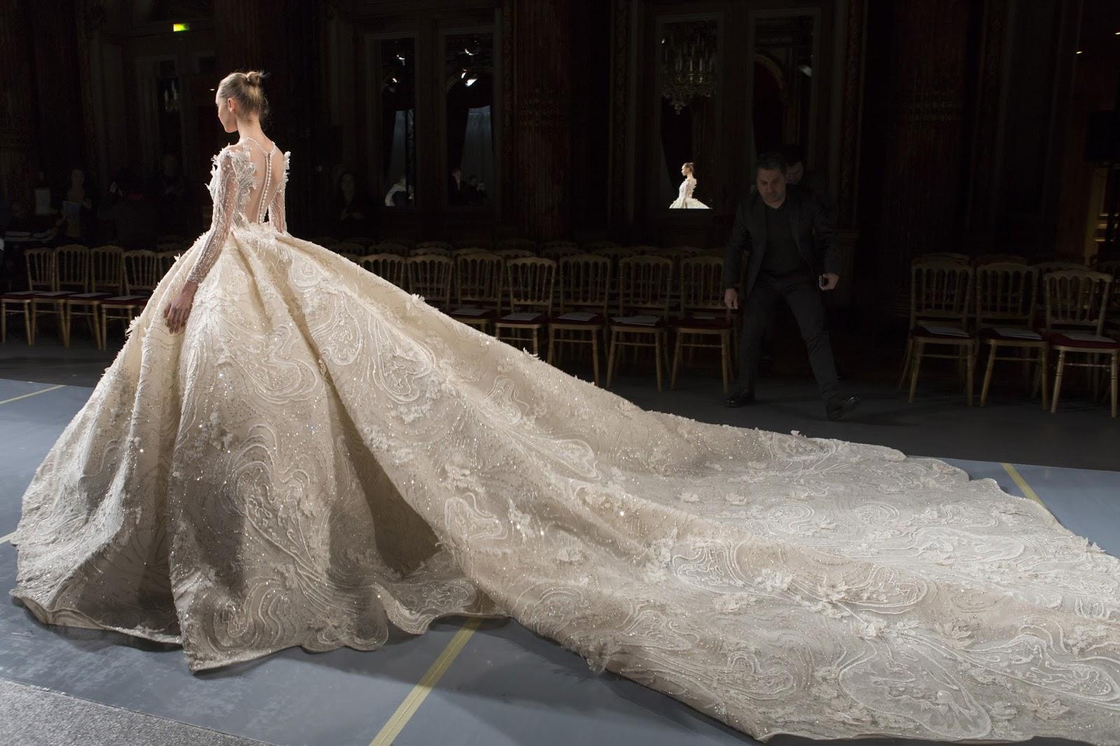 Ziad Nakad Wedding Dresses in California