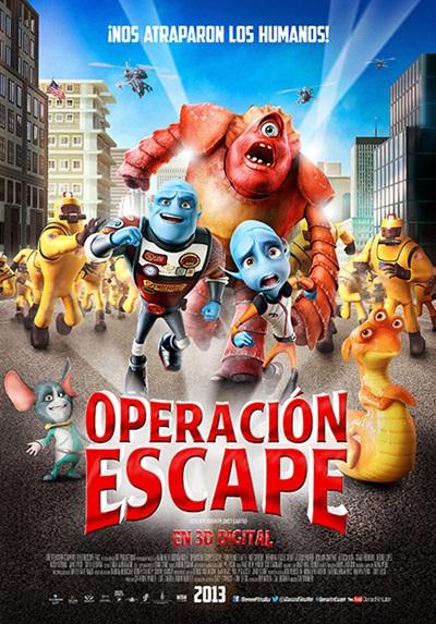 Operación Escape DVDRip Español Latino
