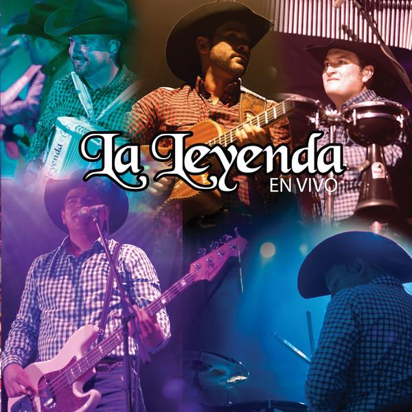 La Leyenda - En Vivo (2012) (Album / Disco Oficial)