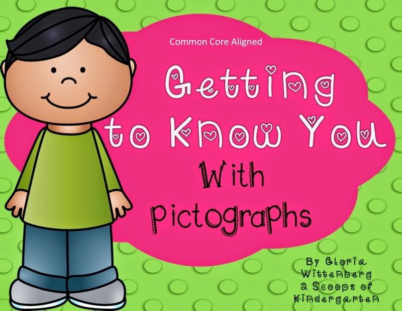 http://www.teacherspayteachers.com/Product/K-1-Getting-to-Know-You-with-Pictographs-CCSS-aligned-1283784