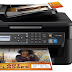 Epson EcoTank ET-4500 Driver Download & Software Manual
