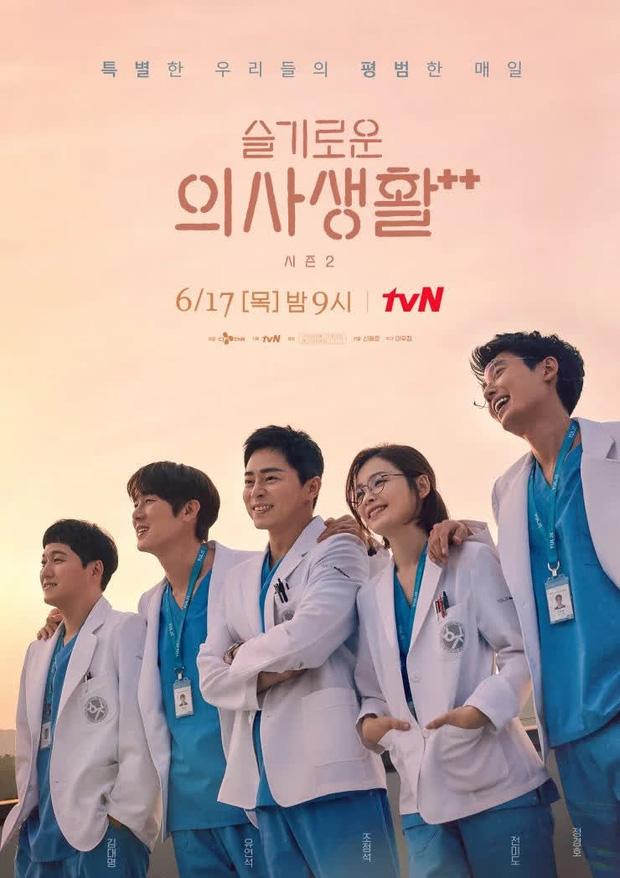 Chuyện Đời Bác Sĩ Phần 2 - Hospital Playlist 2 (2021)