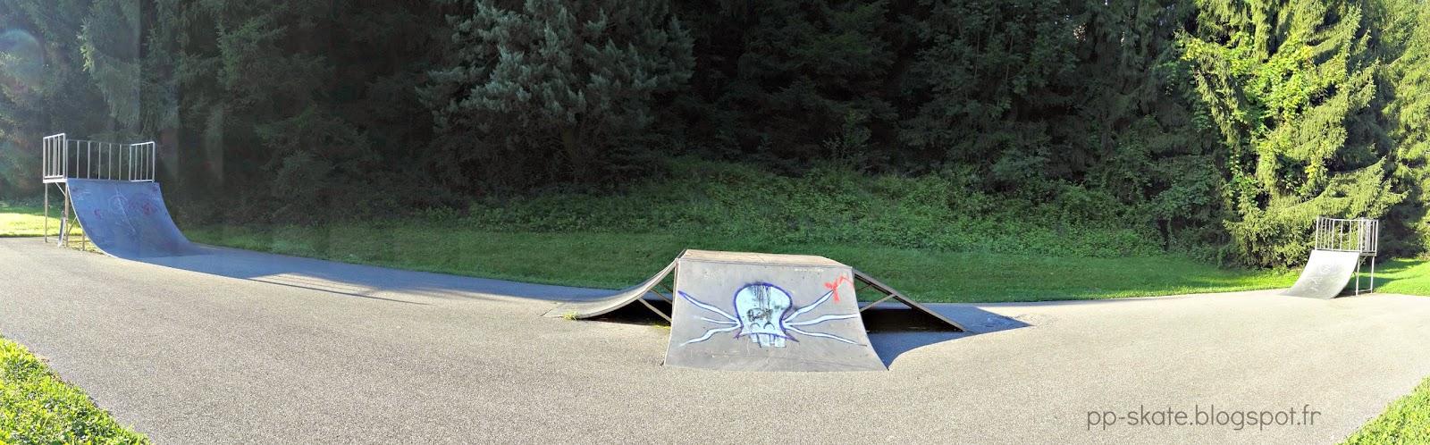 Skatepark montmélian