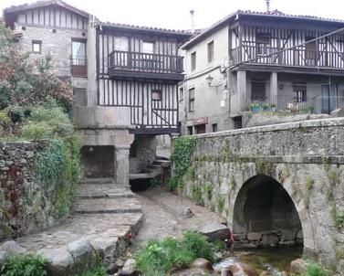 Viajero turismo la alberca conjunto hist rico art stico for Alberca pueblo de salamanca