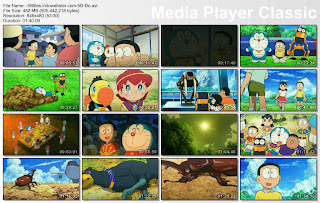 Doraemon Movie 2012