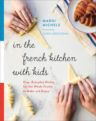 French Village Diaries book review in the French kitchen with kids Mardi Michels