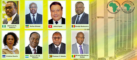 Election of the next President of the AfDB