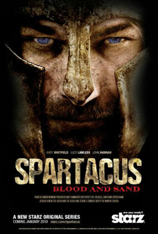 Spartacus: Blood And Sand [2010] [DVDR] [NTSC] [Latino]