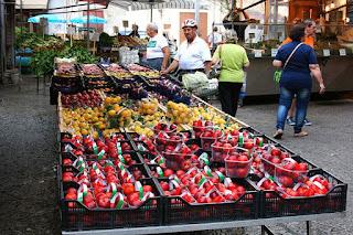 Visitare il mercato Ballarò a Palermo