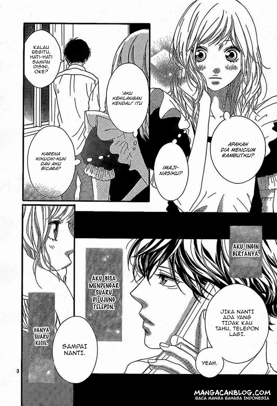 Ao Haru Ride Chapter 19-3