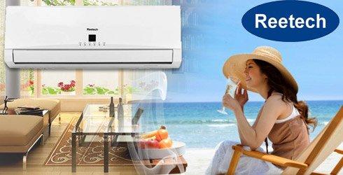 Các gia đoạn phát triển máy lạnh Reetech