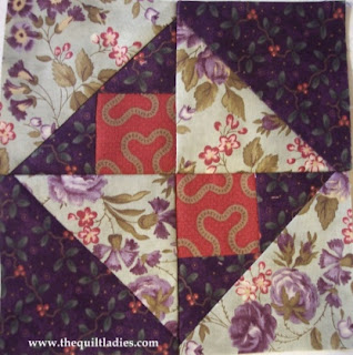 How to make a quilt block pattern