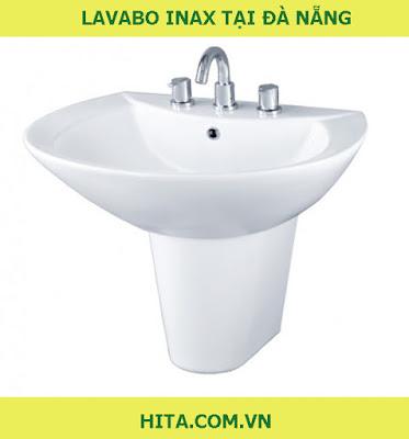Đại lý chậu rửa mặt lavabo Inax chính hãng tại Đà Nẵng 100% giá gốc