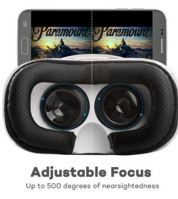 HooToo vr 3d glasses, HooToo video vr 3d, virtual reality