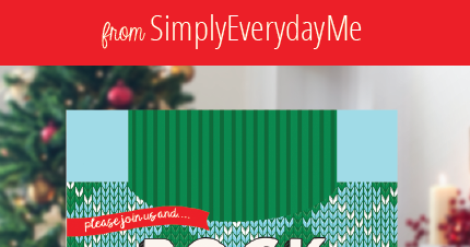 Simplyeverydayme Happy Monday Rock Your Ugly Sweater