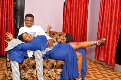 Handsome Man On Wheelchair Set To Wed Pretty Fiancée (Pics)