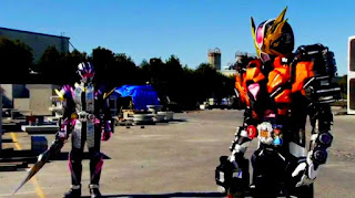 Best Foto Kamen Rider Geiz Revive