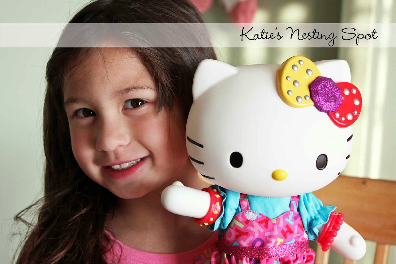 Katie's Nesting Spot: Purrfect Gift for Hello Kitty Fans
