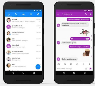 You Can Now Send SMS Messages Via Facebook Messenger