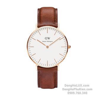 Đồng hồ Daniel Wellington Classic St. Mawes 36mm 0507DW chính hãng