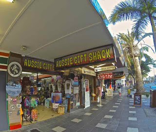 Aussie Gift Shack Store Surfers Paradise