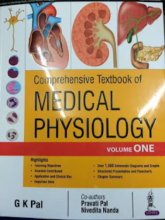 textbook of practical physiology gk pal pdf