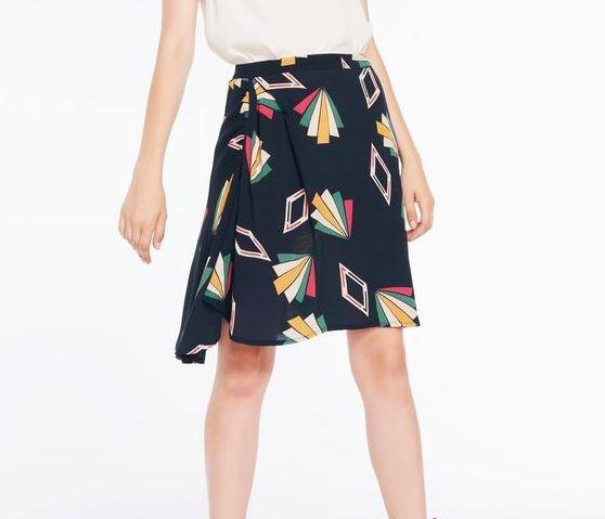 Jupe longueur au dessus genoux, ba&sh - Quelle longueur de jupe choisir ? - Blog Mode